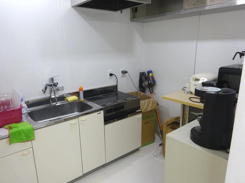 officeFUKUSHIMA(オフィスふくしま)給湯室画像2