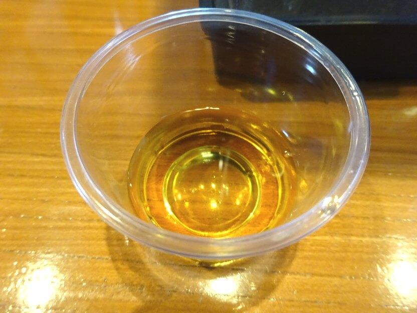 ほまれ酒造株式会社本社純米麹試飲画像